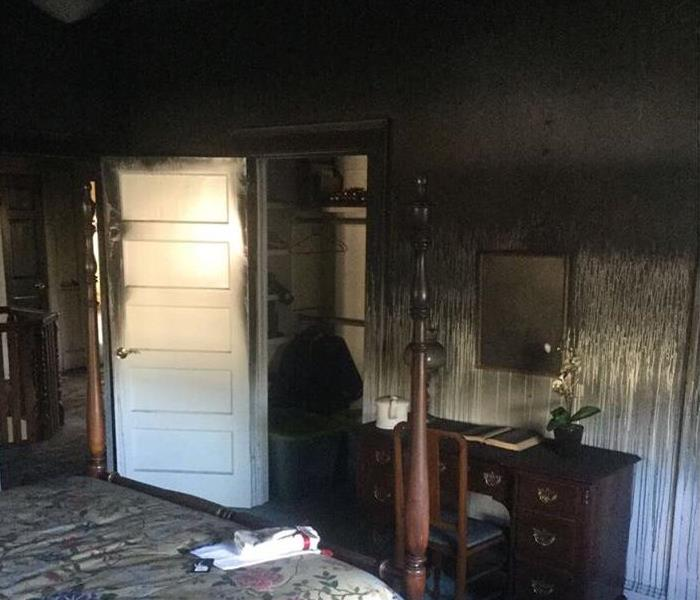 Fire Damage We do Smoke and Soot Clean Up