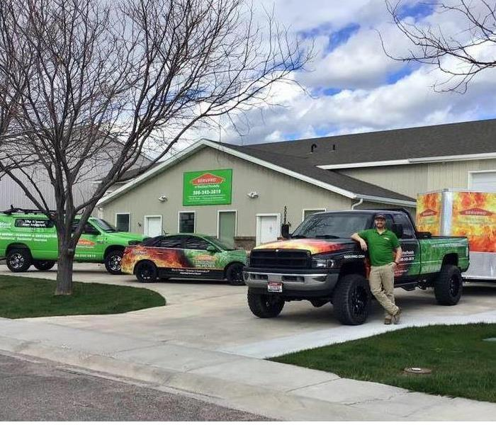 Why SERVPRO For Immediate Service in Blackfoot/Pocatello, Call SERVPRO