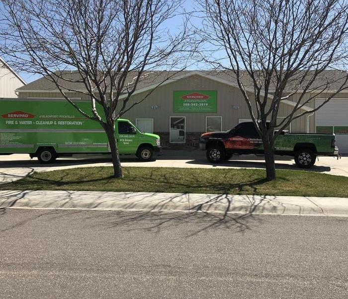 Why SERVPRO We are an IICRC Franchise